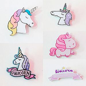 Значок «Unicorn world»