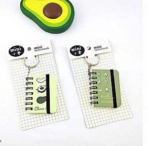 Брелок-блокнот «Lots of avocado»