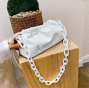 Сумочка на цепи «Massive chain»
