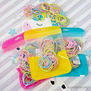 Набор резинок для волос «Sweet color»