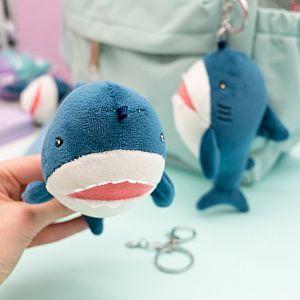 Мягкий брелок «Акула»