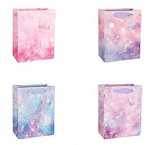 Подарочный пакет «Галактика» средний