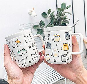 Кружка «Cats toys»