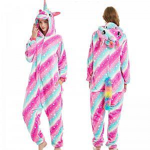Костюм-кигуруми «Pink unicorn»