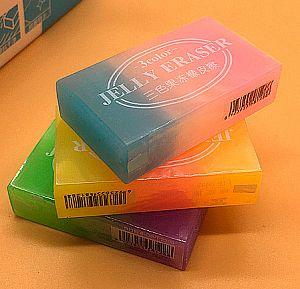 Стирательная резинка «Jelly»