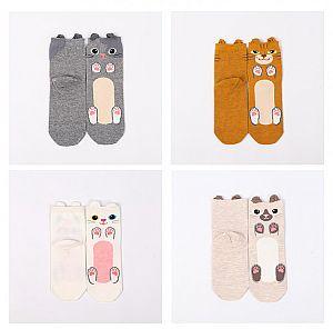 Носки «Cute cat paws»