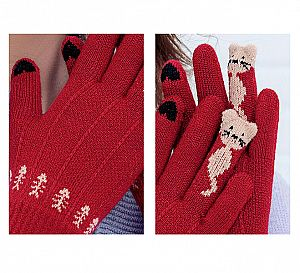 Перчатки «Beloved cat»