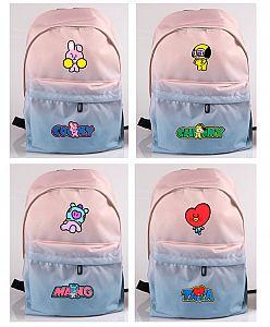 Градиентный рюкзак «BT21»
