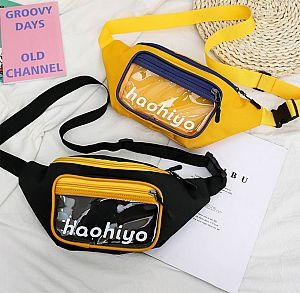 Поясная сумка «Haohiyo»